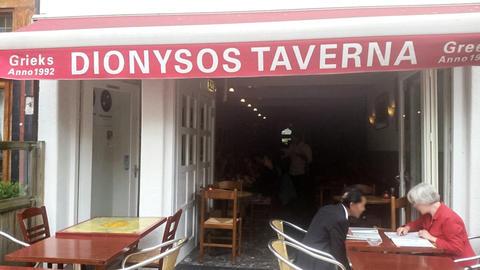 Taverna Dionysos, Amsterdam