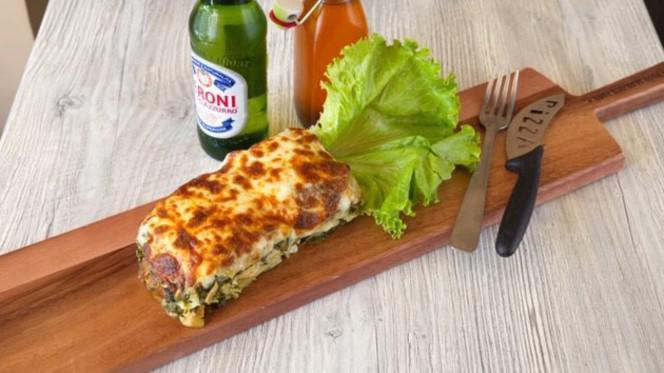 lasagnes saumon - Parma Pizz & Lasagnes, Aix-en-Provence