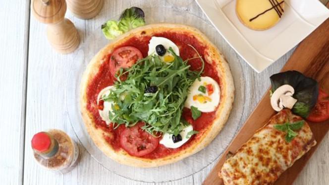 Pizza razzo - Parma Pizz & Lasagnes, Aix-en-Provence