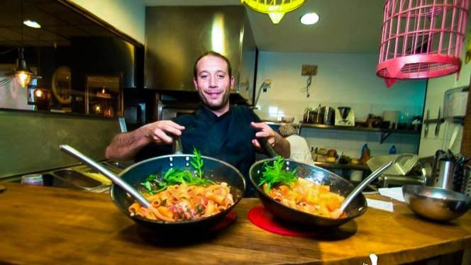 El chef Giorgio - Il Rosso, Valencia