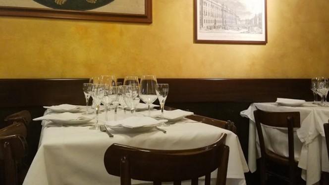 Il tavolo - Ristorante Morganti 1 Enoteca, Sesto San Giovanni