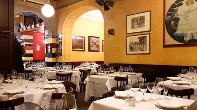 La sala - Ristorante Morganti 1 Enoteca, Sesto San Giovanni