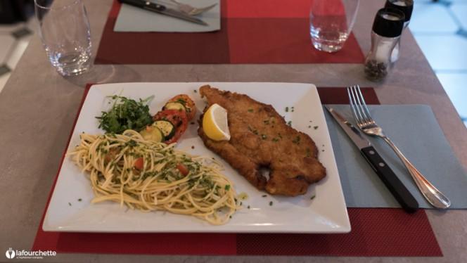Suggestion de plat - La Laguna, Strasbourg