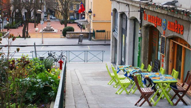 Terrasse - La Mangue Amère, Lyon