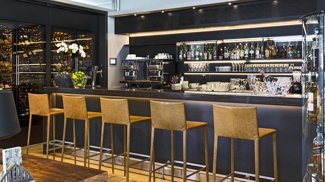 Bar - La Table de Palafitte, Neuchâtel