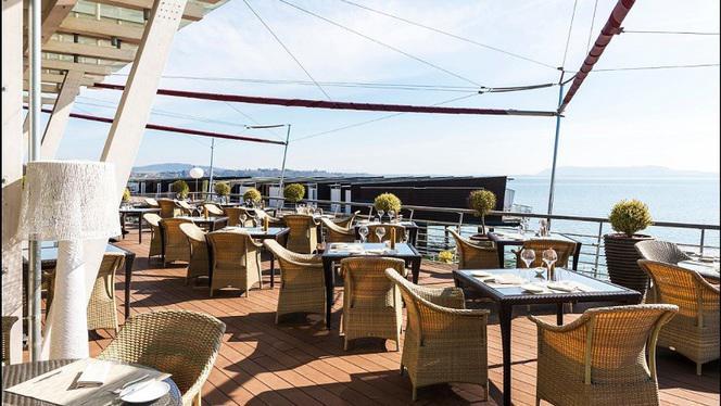 Terrasse - La Table de Palafitte, Neuchâtel