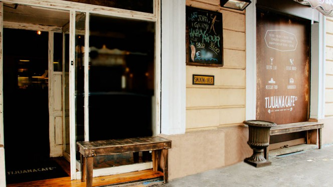 Esterno - Tijuana Cafè, Milan