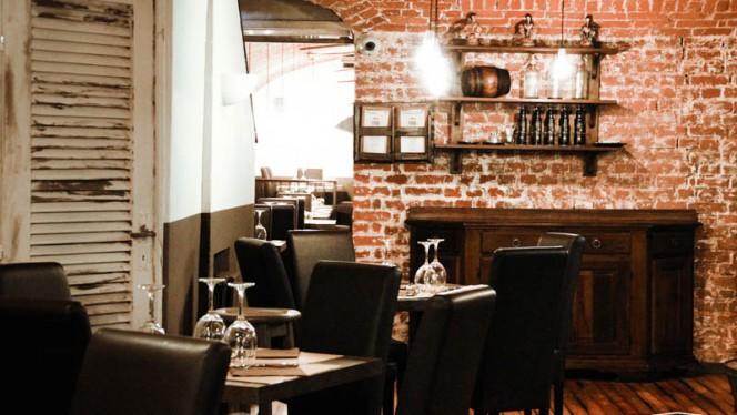 La sala - Tijuana Cafè, Milan