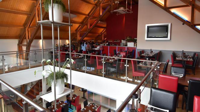 Restaurant - Shinzo Sushi Lounge & Grill Tilburg, Tilburg