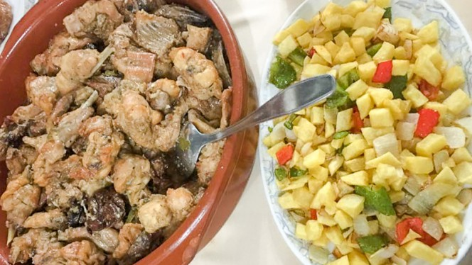 Sugerencia del chef - El Labriego, Madrid