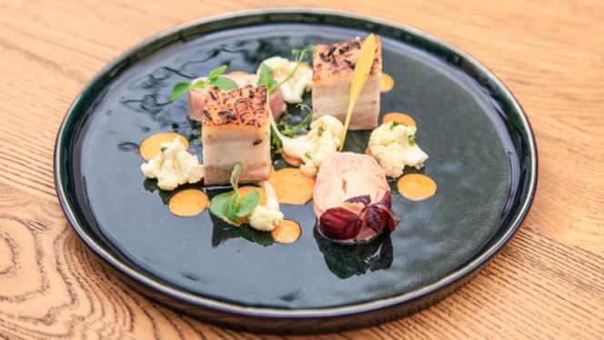 Mooie vlees bereidingen - Brasserie Midi, Groningen