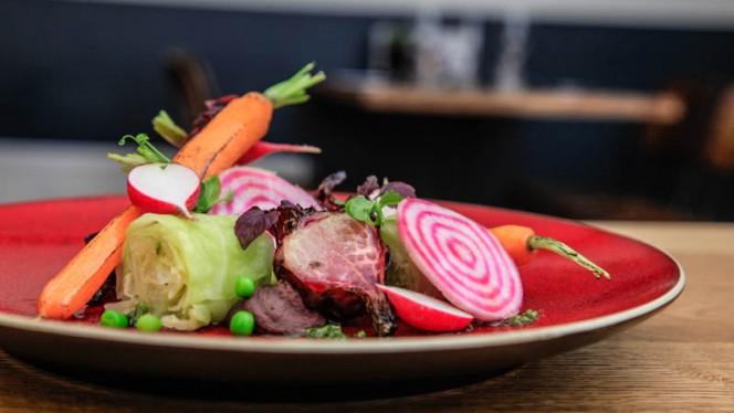 Originele vegetarische gerechten! - Brasserie Midi, Groningen