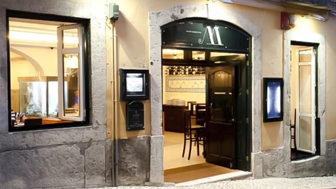 porta - Marisqueira M, Lisboa
