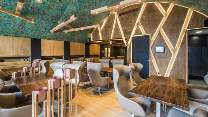 Restaurant - FG Restaurant, Rotterdam