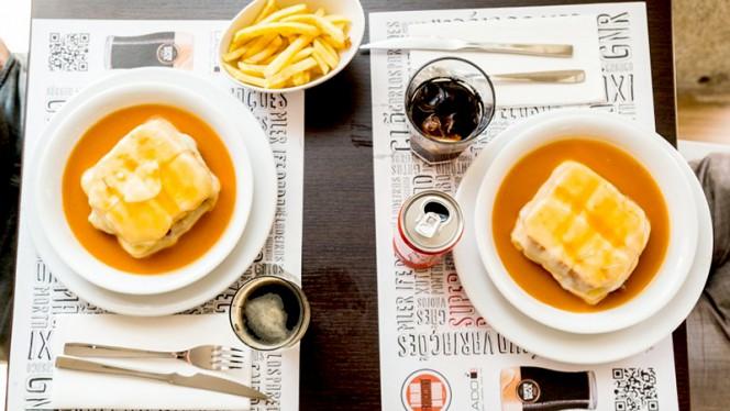 Sugestão do chef - Lado B - Braga, Braga