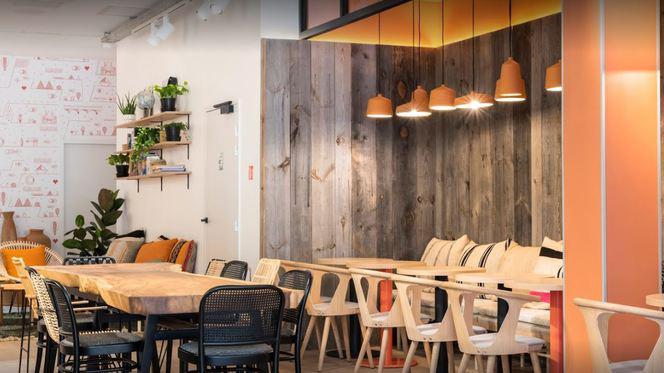 Interieur - Central Kitchen, Bordeaux