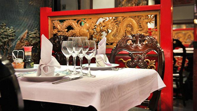 mesa ideal para cena romántica - Ta-Tung, Barcelona