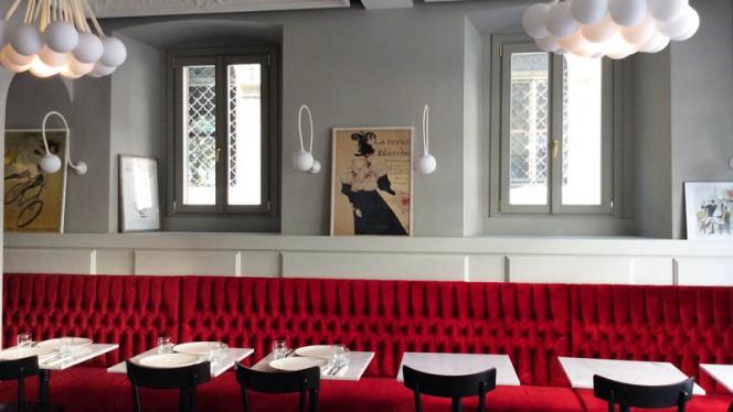 Vista sala - Casa Bini Milano, Milano