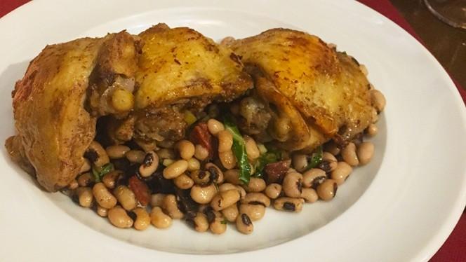 sugestão do chef - Armazém da Cachaça, Lisboa