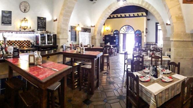 Salón - La Cuchara del Puerto,