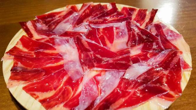 Tabla de jamon 100% bellota - La Cuchara del Puerto,