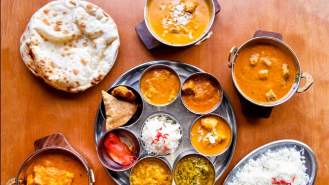 Suggestion du Chef - Indian Palace, Marsiglia