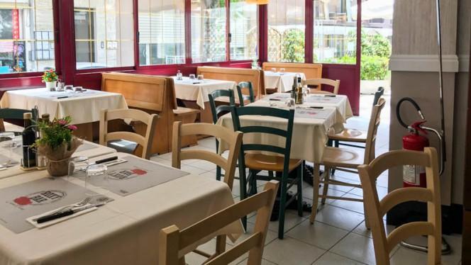 Vista de la sala - Roxy Bar, Rimini