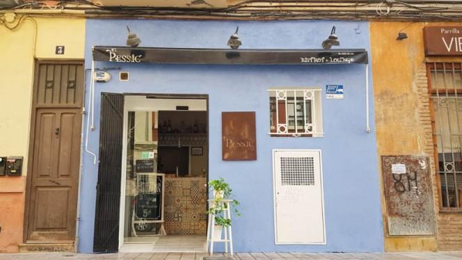 Entrada - El Pessic, Valencia