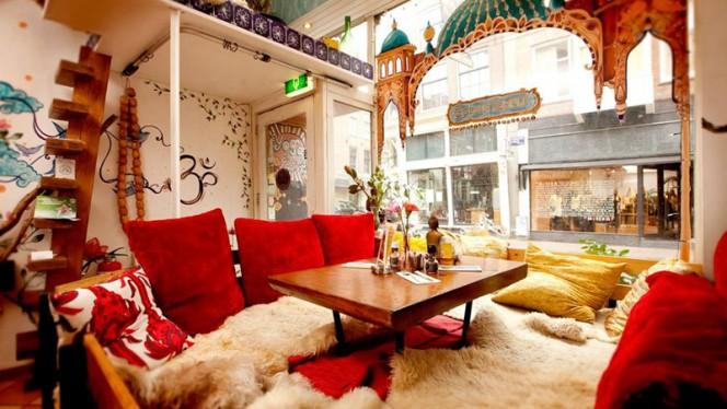 Het restaurant - Golden Temple, Amsterdam