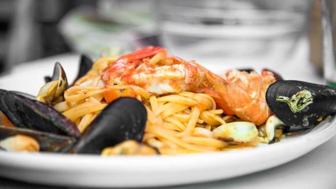Primo piatto - Pelledoca Music & Restaurant, Milan