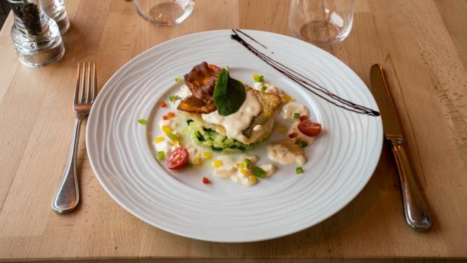 Suggestion de plat - Le Panam, Mérignac