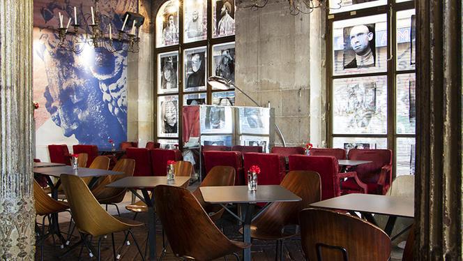 Sala - Ocaña Café, Barcelona