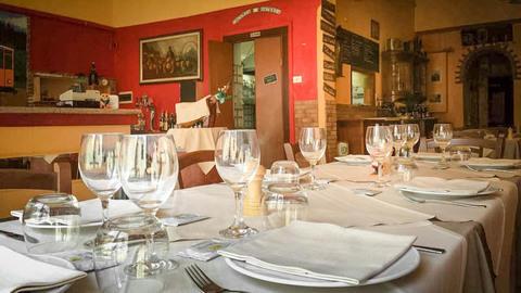 Vecchia Osteria & Antigua Posada, Milan