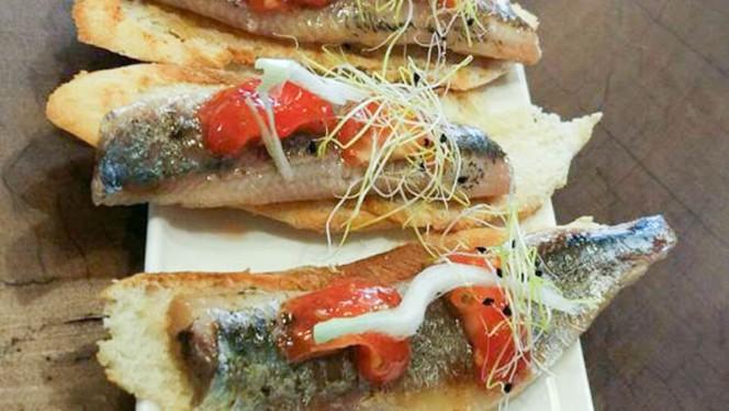 Sugerencia del chef - Dodo's Mediterrasian Restaurant, Valencia