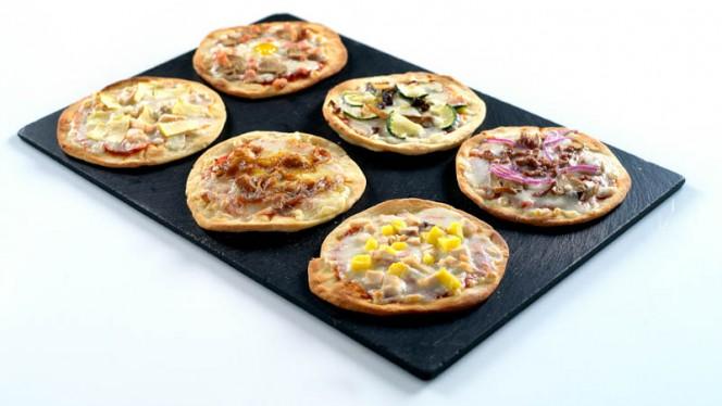 Sugerencia del chef - Cien Pizzitas, Madrid