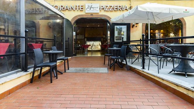 Entrata - Meucci Eventi - Ristorante Braceria Pizzeria, Roma