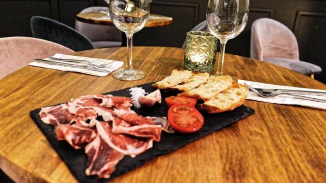 Sugerencia del chef - El suro wine bar, Barcelona