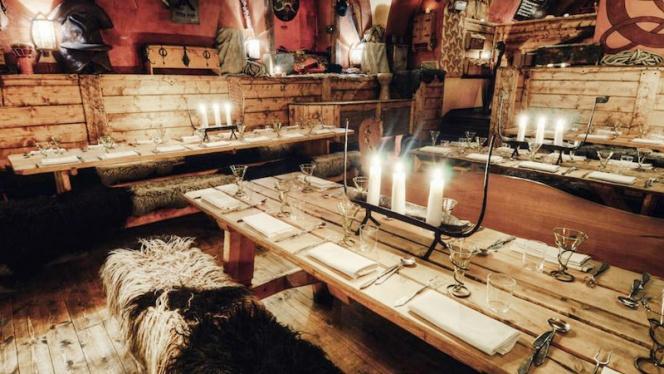 Dining room view - Aifur Krog & Bar, Stockholm