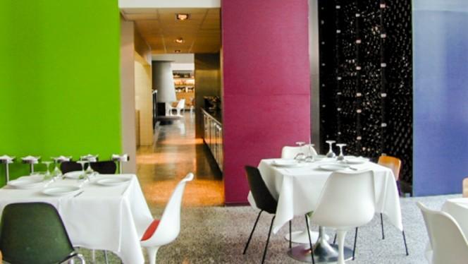 Sala - Bica do Sapato - Restaurante, Lisbon