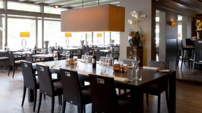 Interieur Restaurant - Fletcher Hotel-Restaurant Het Witte Huis, Soest