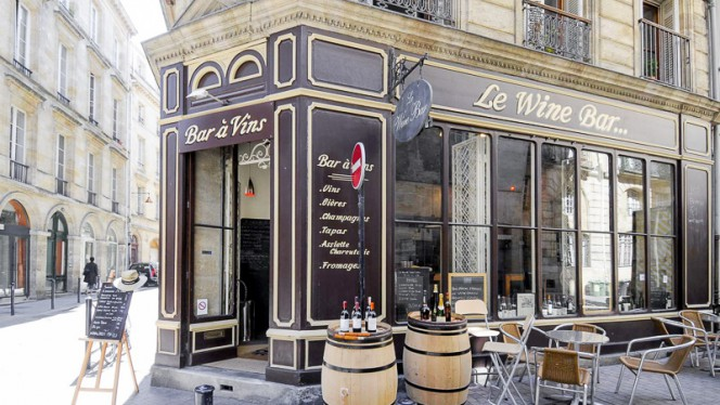 Entrée - Le Wine Bar, Bordeaux