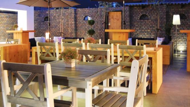 Terras - Restaurant Kiewiet, Dedemsvaart