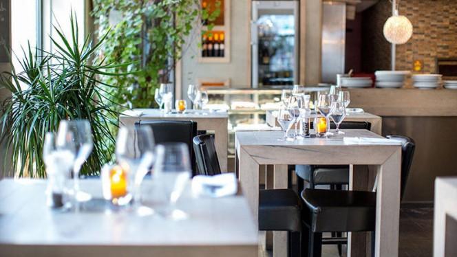 Interieur - Solo Vino, Den Haag