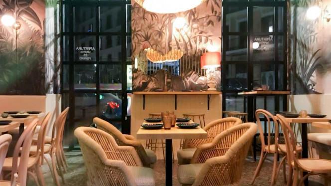 Vista del interior - Avocado Love, Madrid