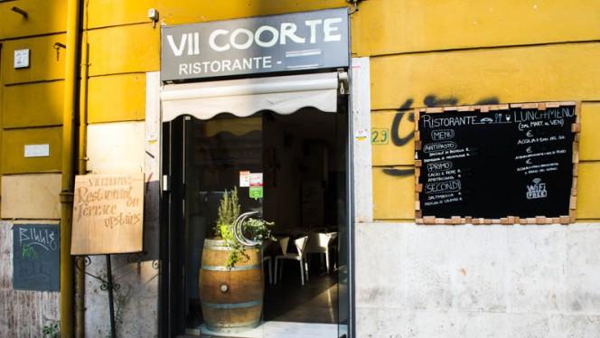 Entrata - VII Coorte, Rome