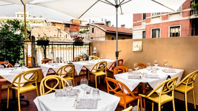La terrazza - VII Coorte, Rome