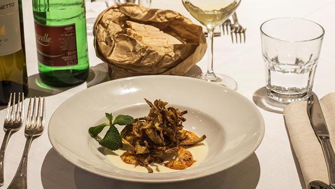 Proposta del menu - VII Coorte, Rome