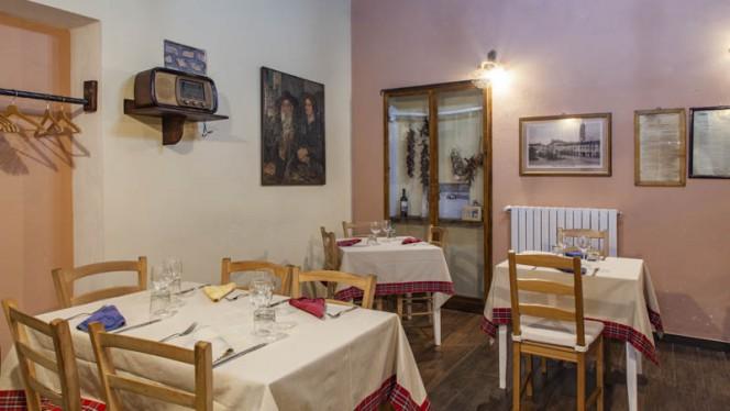 Vista sala - Mamo's, Monza