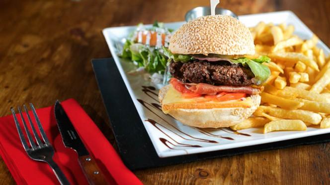burger - Le Ch'ti Charivari, Lille