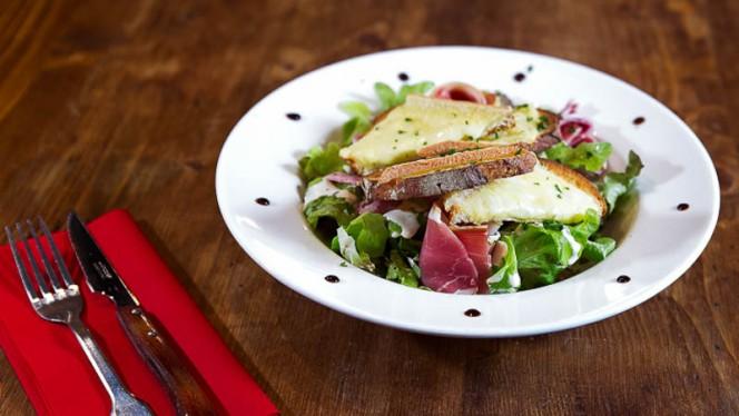 salade Ch'ti - Le Ch'ti Charivari, Lille
